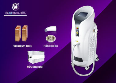 중국 water+air+semiconductor cooling system hair removal diode laser machine 협력 업체