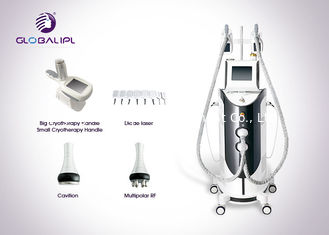 Rf Cryolipolysis Machine Body Shaping Fat Freezing Machine ISO13485 1000W
