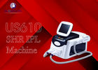 Adjustable Energy Shr Ipl Machine Super Hair Removal 2 In 1 Ssr