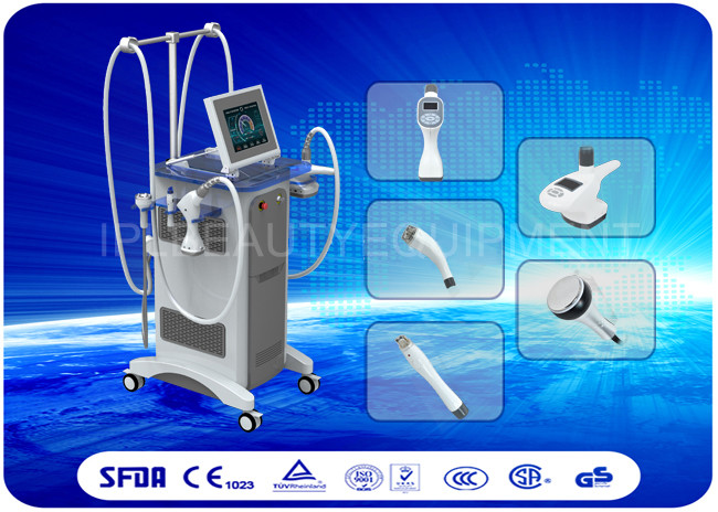 Professional Non Invasive Liposuction Machine For Vacuum Weight Loss / Body Slim