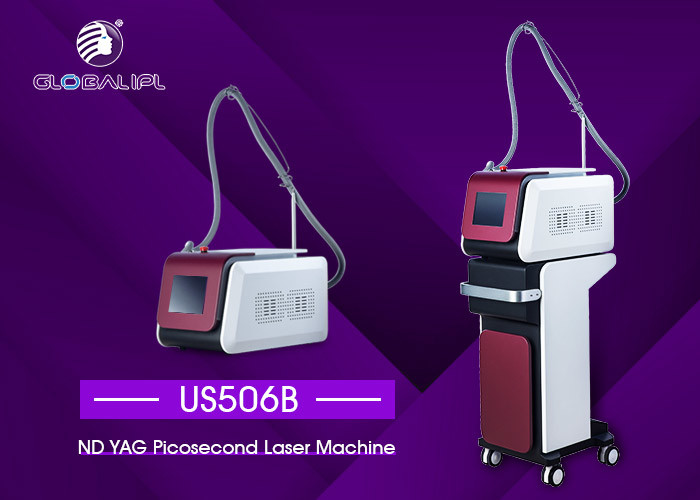 1500W Q Switch Laser Tattoo Removal Machine 1 - 15 HZ Frequency CE Approved