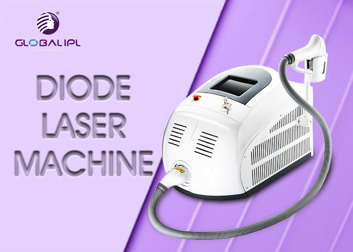 Portable Diode Laser Hair Removal Machine For Permanent Hair Removal