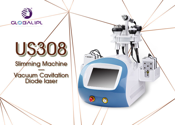 Cellulite Removal RF Cavitation Slimming Machine For Home And Salon Use
