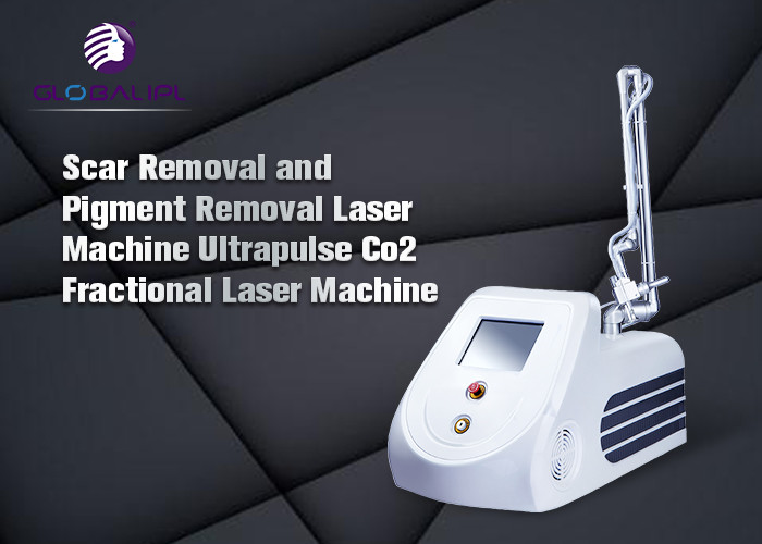 Professional Laser Scar Removal Machine Skin Rejuvenation Vaginal Tightening