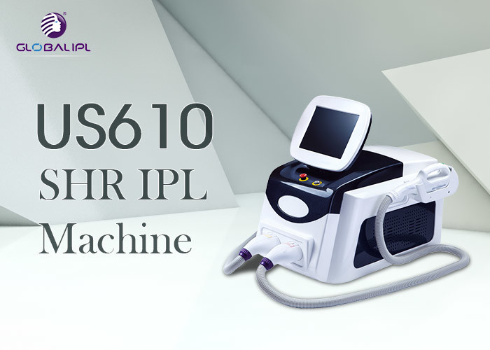 Multifunctional Ipl Shr Hair Removal Machine With Skin Renewing / Pigment Therapy
